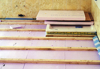 holzdielenboden und fu bodenheizung fu bodenheizung und holzdielenboden jan en. Black Bedroom Furniture Sets. Home Design Ideas